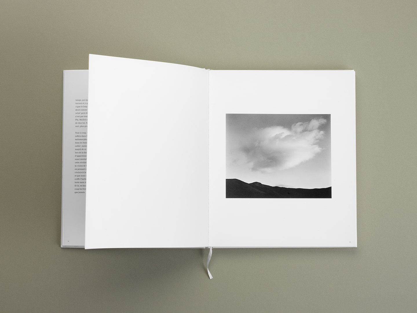 Maillol photo book interior