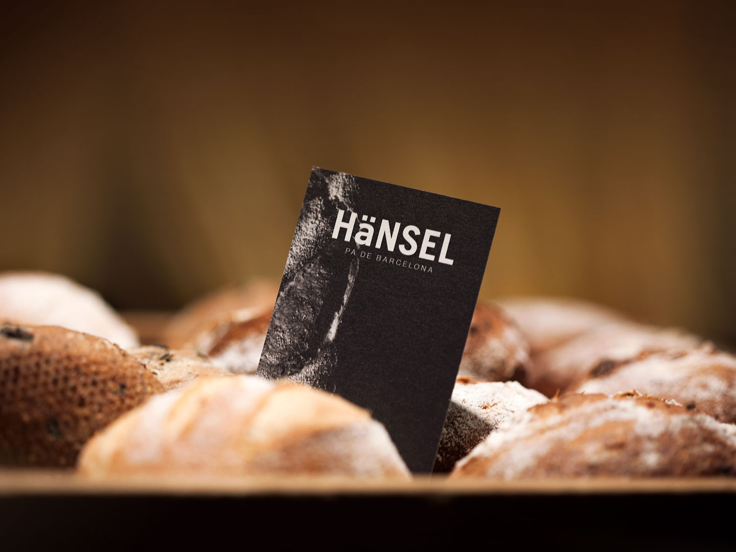 Hänsel business card